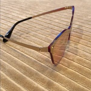 RayBan Blaze Cat eye sunglasses
